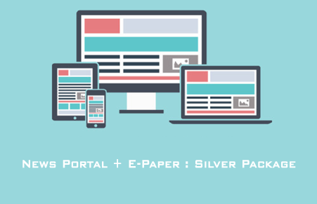 News Portal and E Paper Website Designing Services