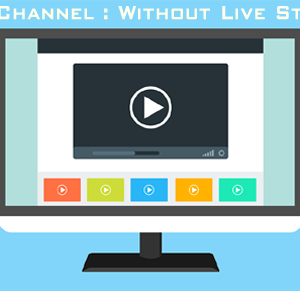 Video Portal without live streaming