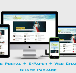 News Portal + E Paper + Video Portal Development Services